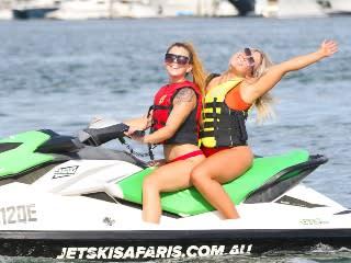 30 Minute Jet Ski Safari Guided Ride, Gold Coast