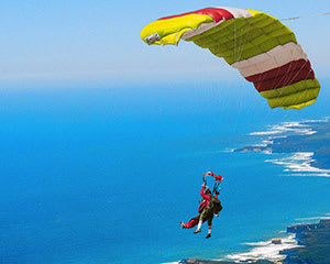 Tandem Skydive up to 15,000ft - Over the 12 Apostles