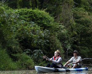 Private Rainforest Fishing Tour, 3 Hours - Byron Bay - For 2