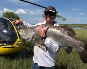 Private Full Day Heli Fishing - Darwin - For 2