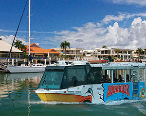Aquaduck Mooloolaba Land and Water Tour, 1 Hour - Sunshine Coast