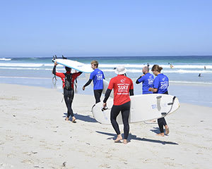 Private Family Surf Lesson, 2 Hours - Margaret River