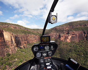 Helicopter Flying Lesson, 30 Minutes - Darwin