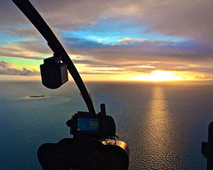 Helicopter Flying Lesson, 30 Minutes - Cairns