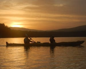 Moonlight Kayak Tour, 2 Hours - Batemans Bay
