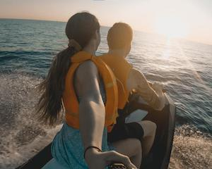 Sunset Jet Ski Adventure, 90 Minutes - West Beach, Adelaide - For 2