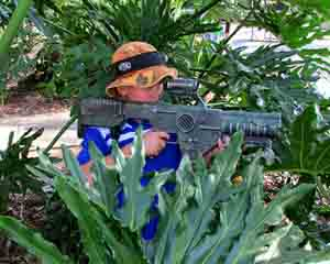 Outdoor Laser Tag Game, 2.5 Hours - Surfers Paradise