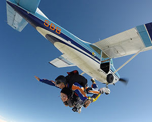Tandem Skydive from 13,000ft - Waikato Region, New Zealand
