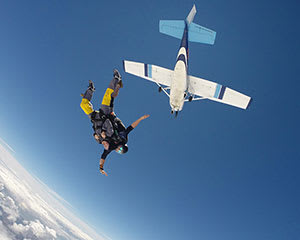 Tandem Skydive from 7,000ft - Waikato Region, New Zealand