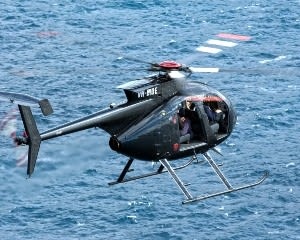 Private Black Ops Helicopter Mission For up to 4, 30 Mins - Sydney