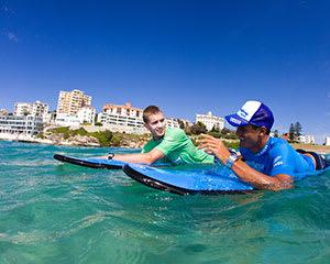 Private Surfing Lesson, 1 Hour - Bondi Beach