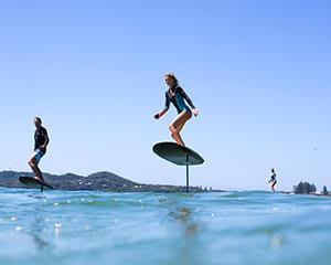 Private Fliteboarding Lesson, 1,5 Hour - Sunshine Coast - For 2