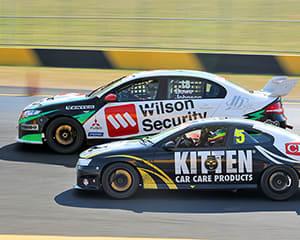 V8 Drive & John Bowe Hot Laps Combo, 8 Laps - Sandown Raceway, Melbourne