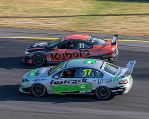 2 V8 Race Car Hot Laps - Mallala, Adelaide