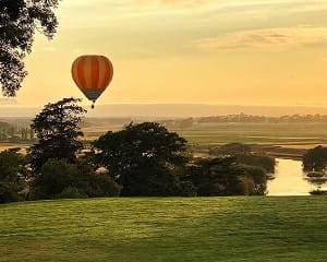 Avon Valley Hot Air Balloon Flight with Transfer, Weekend - Northam, Perth