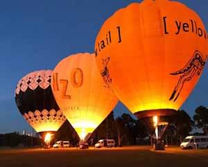Avon Valley Hot Air Balloon Flight, Weekday - Northam, Perth