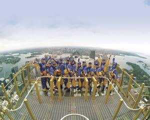 SKYWALK Scenic Tour For 2, 1 Hour - Sydney Tower Eye