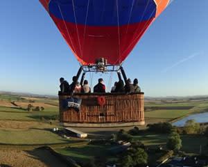 Avon Valley Hot Air Balloon Flight, Weekend - Northam, Perth