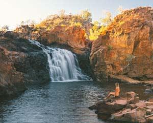 Edith Falls & Katherine Gorge Cruise & Tour, Full Day - Darwin