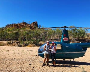 Porcupine Gorge Scenic Helicopter Flight, 50 Minutes - Hughenden