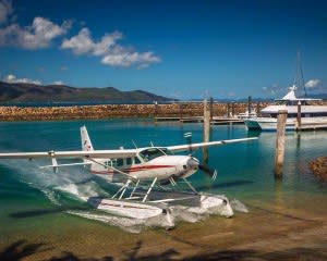 Whitsunday & Great Barrier Reef Seaplane Day Tour - Airlie Beach