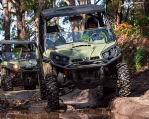 4x4 ATV Adventure Tour, 2 Hours - Tasman National Park - For 2