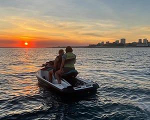 Sunset Jet Ski Tour, 90 Minute - Darwin