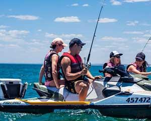 Fish Pro Jet Ski Hire, Full Day - Exmouth