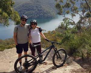 Guided Mountain Bike Tour, 3 Hours - Manly Dam
