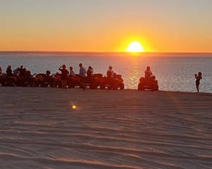 Sunset Quad Biking Adventure, 2 Hours - Coral Bay - For 2