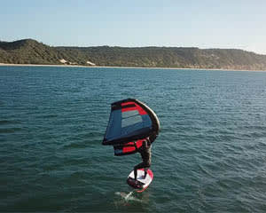 Private Wing Foiling Lesson, 2 Hours - Brisbane