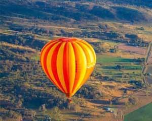 Hot Air Balloon Flight & 30 Minute Jet Ski Safari - Gold Coast