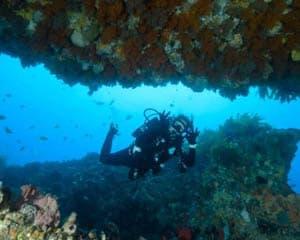 Lena Wreck Certified Dive Day - Bunbury, Perth