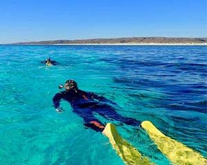 Ningaloo Reef Full Day Snorkel & Hike Tour - Exmouth