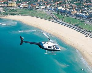 Helicopter Flight, 30 Minutes - Sydney Harbour & Beaches