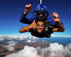 Tandem Skydiving, 12,000ft - Lower Light, Adelaide