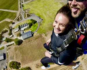 Skydive 12,000ft Over McLaren Vale with Vineyard Landing - Adelaide