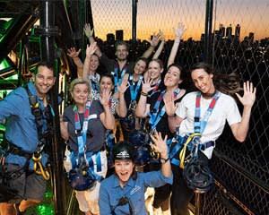 Perth Bridge Twilight Climb and Zip, 2 Hours - Perth