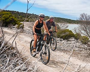 Electric Mountain Bike Hire, 4 Hours - Port Lincoln