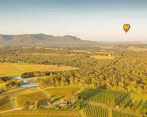 Midweek Hot Air Balloon Flight with Winery Breakfast - Hunter Valley