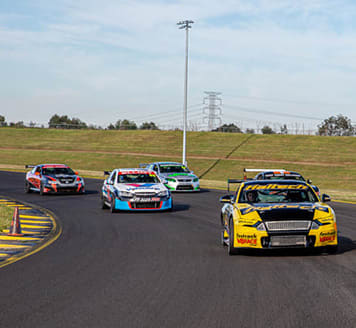 V8 Supercars Corporate