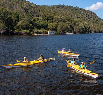 Kayaking Corporate