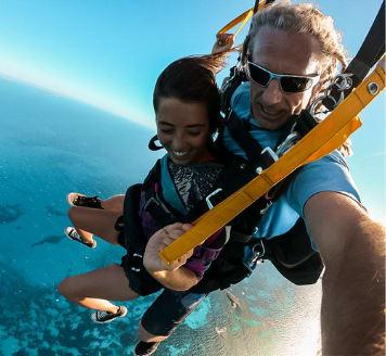 Skydiving Corporate