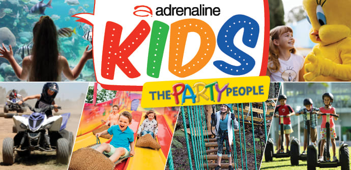 WIN A $1000 VOUCHER FOR THE ULTIMATE KIDS PARTY