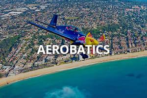 cool aerobatics