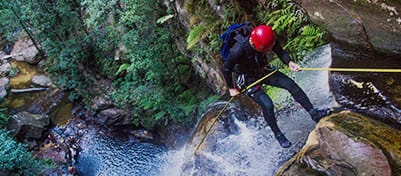 Half day canyoning tour – Blue Mountains