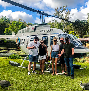 Family Fun with Dad Helicopter