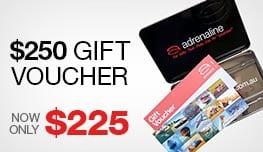 Adrenaline Australia - 2,500+ Adventure Experiences + Gift