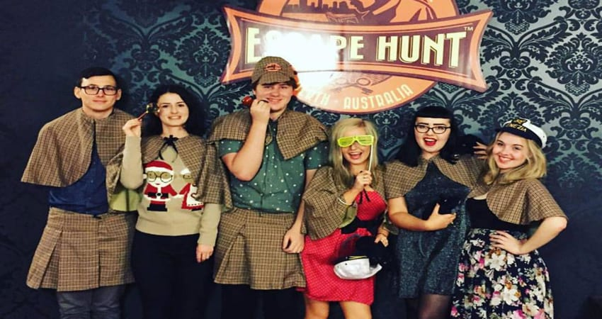 Escape Room Interactive Game Experience For 2 - Fremantle, Perth