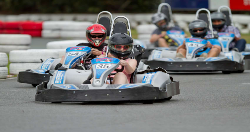 Go Kart Racing Brisbane – 4 Sessions